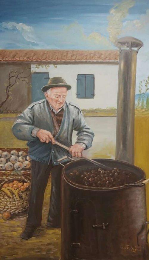 Ritratto di Nonno Lino