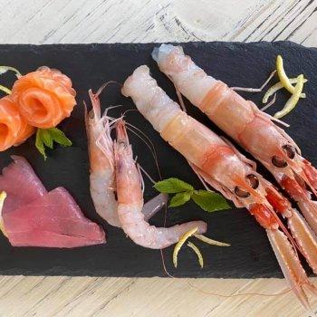 Borgo Divino - Enoteca a Treviso - Cruditè di pesce