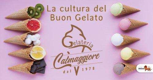 Gelati artigianali e naturali - Gelateria Calmaggiore Treviso